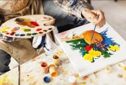 Какими достоинствами обладает акриловая живопись и какие существуют техники рисования