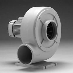 В каких сферах применяется центробежный вентилятор и как осуществляется его установка