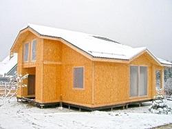 Дома из СИП панелей: их преимущества и особенности строительства