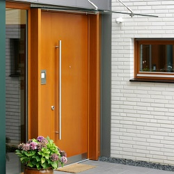 Входные двери с терморазрывом: преимущества и особенности конструкции
