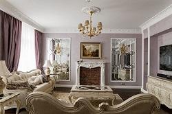 Гостиная в классическом стиле: основные характеристики и правила выбора мебели