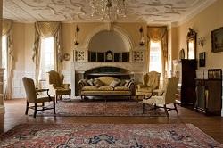 Оформление гостиной в стиле ампир: главные характеристики и правила выбора мебели