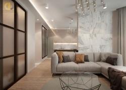Современный интерьер - какой он: выбираем мебель и отделочные материалы