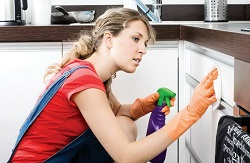 Как правильно мыть кухонный гарнитур: действенные способы, правила и полезные советы