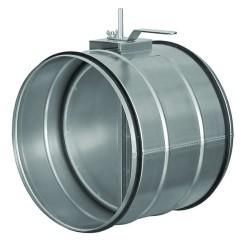 В каких сферах применяют обратный вентиляционный клапан и как осуществляется его установка