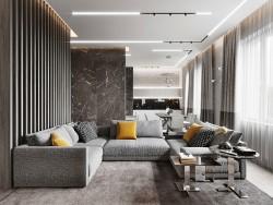 Оформляем квартиру в стиле хай тек: основные характеристики и интересные идеи