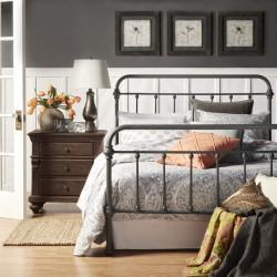 Какими бывают металлические кровати: наиболее распространенные модели и их преимущества