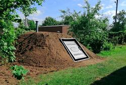 Как производится монтаж пластикового погреба: правила и порядок действий