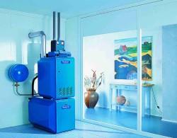 Какими достоинствами обладают напольные газовые котлы и как производится их установка
