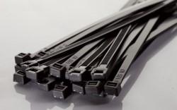 В каких сферах применяют нейлоновый кабельные стяжки: их особенности