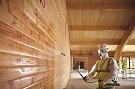 Огнезащитная пропитка для древесины: виды и характеристики