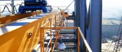 Как проводится комплексное обследование крановых путей грузоподъемных машин