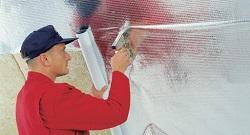 Как производится пароизоляция стен: правила и особенности работы