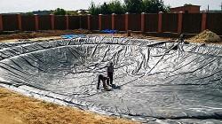 Особенности применения полиэтиленовой пленки в строительстве