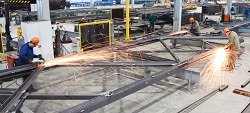 Технология производства металлоконструкций для каркаса: правила и последовательность действий