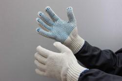 Какими бывают рабочие хлопчатобумажные перчатки и как выбрать подходящую разновидность