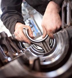 Правильно ремонтируем двигатели на грузовом автотранспорте