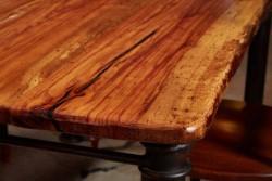 Что представляют собой слэбы ценных пород древесины и какими они бывают