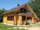 Дома из бруса для постоянного проживания: этапы и особенности