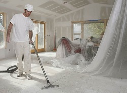 Особенности уборки квартиры от остатков штукатурки: как действовать и каких правил придерживаться
