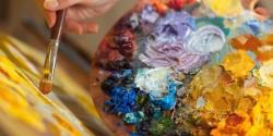 Как новичку научиться писать картины маслом: полезные советы
