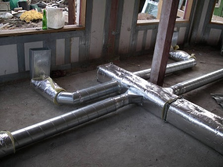 Отопление водопровод в частном доме